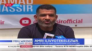 Tishio la Korona: Visa 38 vya COVD-19 Kenya  Mbiu ya KTN full bulletin