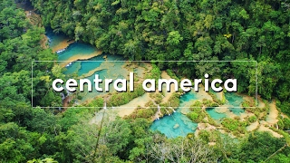 Travel - Backpacking in Central America (Belize, Guatemala, Costa Rica, Panama)
