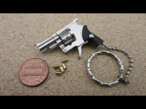2mm Pinfire Revolver Review & Shooting