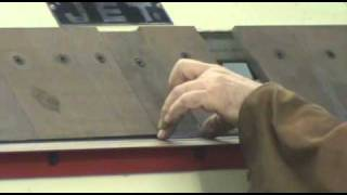 Using a Brake to Bend Steel - Kevin Caron