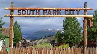 Fairplay, South Park, Colorado Time Lapse 360