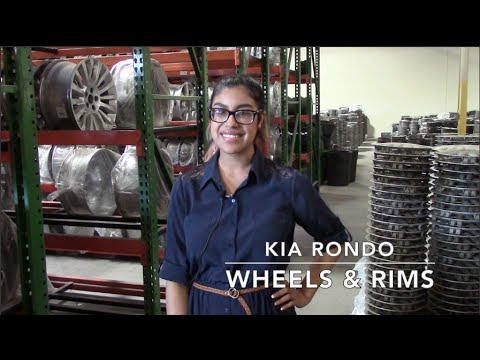 Factory Original Kia Rondo Wheels & Kia Rondo Rims – OriginalWheels.com