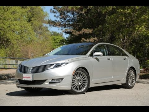 2013 Lincoln MKZ Hybrid Car Review