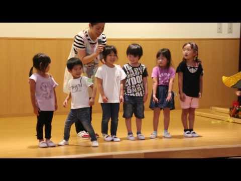 平成29年度 みなみ保育園 誕生日会食会(7月)