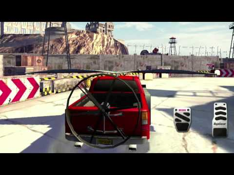 Top Gear: Stunt School Revolution trailer