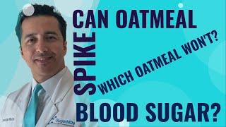 Can a diabetic eat oatmeal for breakfast? Oatmeal good or bad in a diabetic diet? Diabetes tips