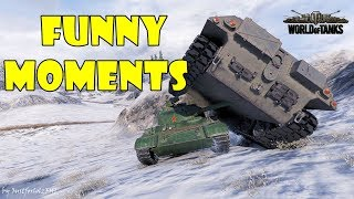 World of Tanks - Funny Moments | Week 3 February 2018