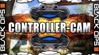 Black Ops 3   PS4 Controller-CAM! BURN/SCUF   BO3 LIVE