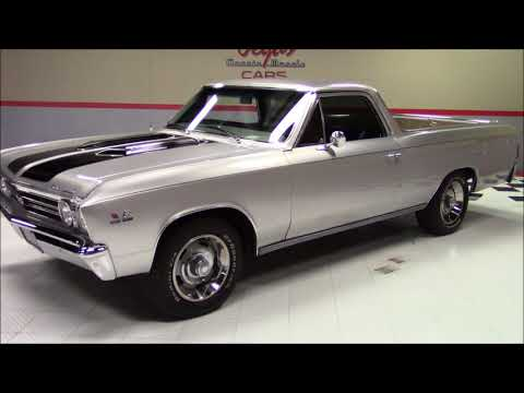 Video of '67 El Camino - N6ZT