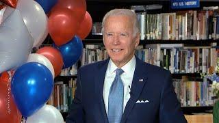Democrats nominate Joe Biden as presidential nominee