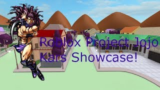 Roblox Project Jojo Gold Experience + Gold Experience Requiem