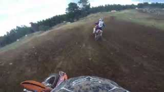 preview picture of video 'East coast mx 2014: Round 2 Canberra'