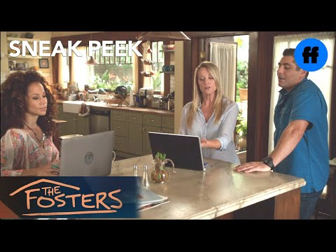 The Fosters 3.09 (Clip 'Security Footage')