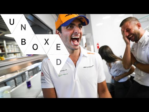 McLaren Unboxed | School's out | #HungarianGP