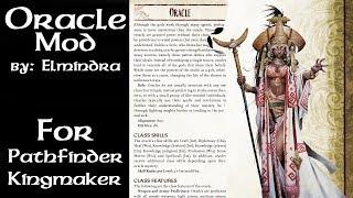 Eldritch Arcana - Pathfinder Kingmaker Mod