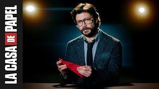 Tutorial de origami del Profesor