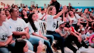 Thiagão - Pregação + Testemunho + Musicas - São José Dos Pinhais