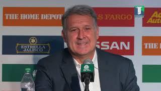 Tata Martino Habló Del Newell's Old Boys Vs Rosario Central