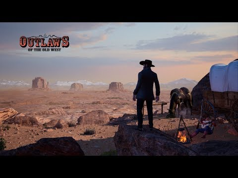 Outlaws of the Old West Multiplayer  E28 back to the desert