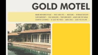 GOLD MOTEL - BRAND NEW KIND OF BLUE