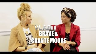 Chante Moore & Brave: Cancer Has Affected Both Our Families