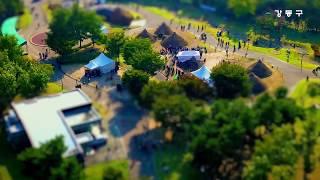 타임랩스_제23회 강동선사문화축제 현장