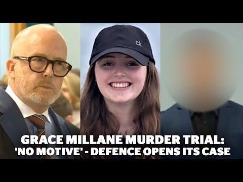 Grace Millane murder trial: 'No motive' - defence opens its case | nzherald.co.nz