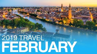 Best Places to Visit in February 2019 | Travelstart