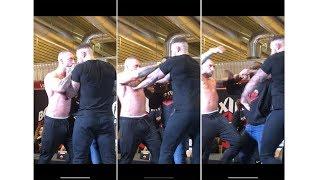Boxing influencers | Niels wint van Alex