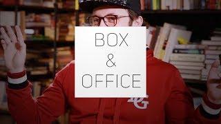 BOX&OFFICE   Нова програма про кіно на skrypin.ua   Тізер