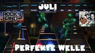 Juli - Perfekte Welle - Rock Band DLC Expert Full Band (May 20th, 2008)