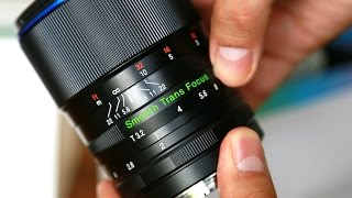 Venus Optics 'Laowa' 105mm f/2 (T/3.2) STF lens review, with samples (Full-frame and APS-C)