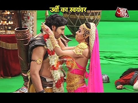 Karnasangini: FINALLY! Urvi MARRIES Karn!