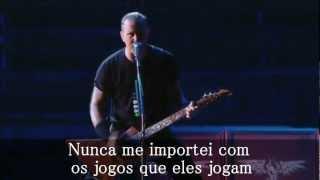 Metallica   Nothing Else Matters (Legendado) HD