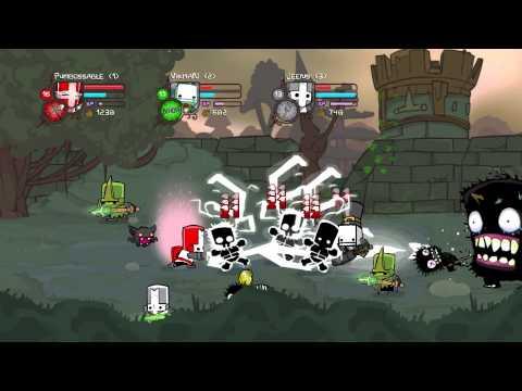 Castle Crashers [Co-op] #7 - Большая кукуруза