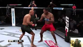 UFC - UFC 2014 - COVER DEM RIBS! | EA SPORTS UFC 2014