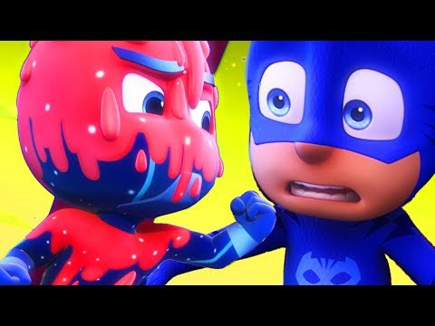 PJ Masks Full Episodes | Mystery Mountain / Moon Race 🌋Cartoons for Kids