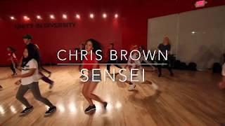 Chris Brown | Sensei | @Dareal08