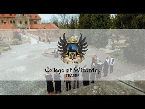 mp4 College Of Wizardry, download College Of Wizardry video klip College Of Wizardry
