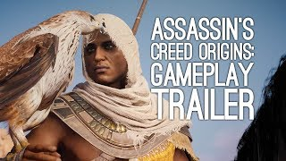 Assassin's Creed Origins Gameplay in 4K - Assassin's Creed Origins on Xbox One X