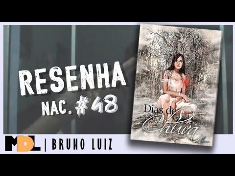 Resenha Nac. #48 - Dias de Chuva da Carolina Mancini  - MDL