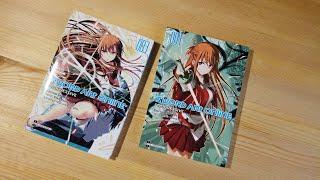 Пару слов о Манге Sword Art Online Progressive 3/4 том