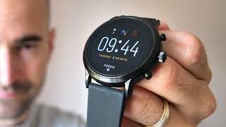 Fossil Gen 5 Smartwatch | Unboxing & Full Tour