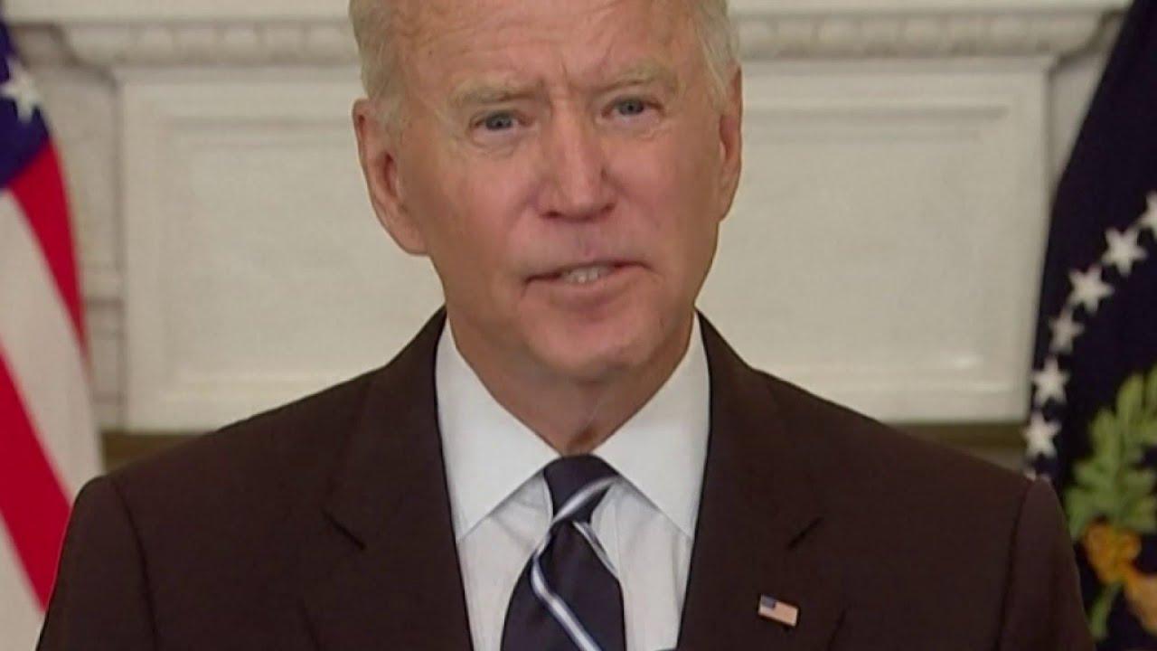 """""""Notre patience a des limites"""": Biden agacé par la minorité d'Américains qui ne se fait pas vacciner"""