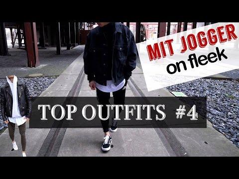 TOP OUTFITS #4 | MIT JOGGINGHOSEN #onfleek | bhpdao