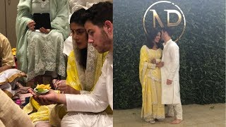 Priyanka Chopra And Nick Jonas Engagement: First Pictures Out!