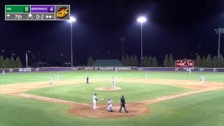 Baseball vs. Delta State (DH)