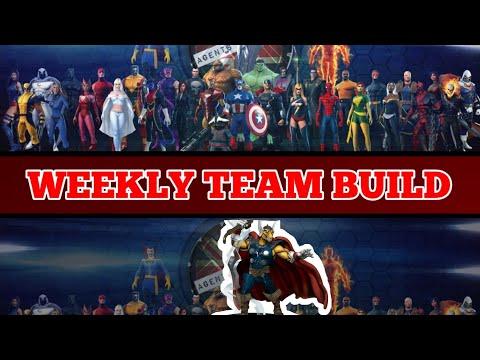 Heroclix Weekly Team Build #1