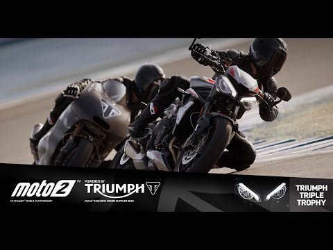 Moto2™ Powered by Triumph – 2020 Season Returns