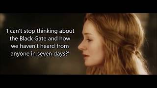 Download Youtube: Faramir and Eowyn- The REAL Story